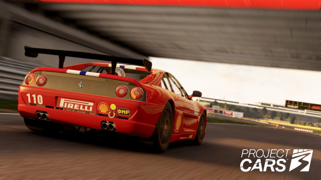 Ferrari F355 Challenge at Fiorano in Project CARS 3