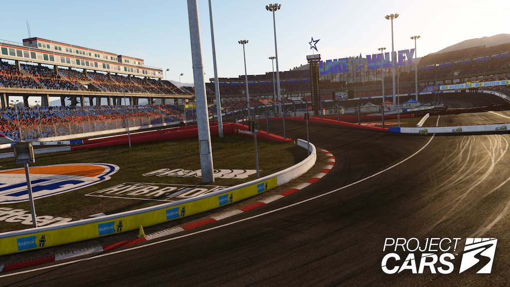 Lake Valley Speedway in Project CARS 3