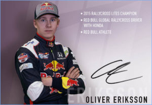 Project Cars 2 Oliver Eriksson